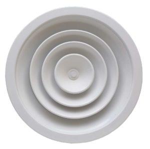 diffuseur circulaire de plafond
